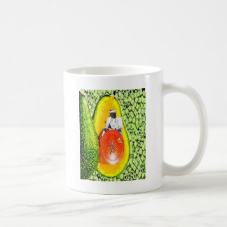 ORULA AVOCADO COFFEE MUG