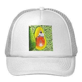 ORULA AVOCADO MESH HAT