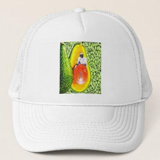 ORULA AVOCADO TRUCKER HAT