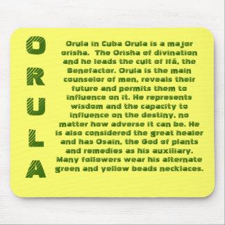 ORULA MOUSE PAD