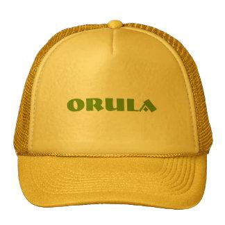 ORULA TRUCKER HAT