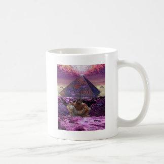 ORULA'S WORLD PIRAMID COFFEE MUG