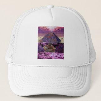 ORULA'S WORLD PIRAMID TRUCKER HAT