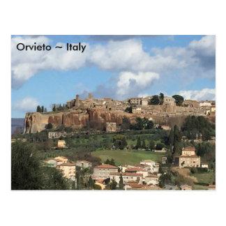Orvieto, Italy Postcard