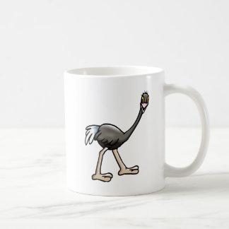 Orville Ostrich Coffee Mug
