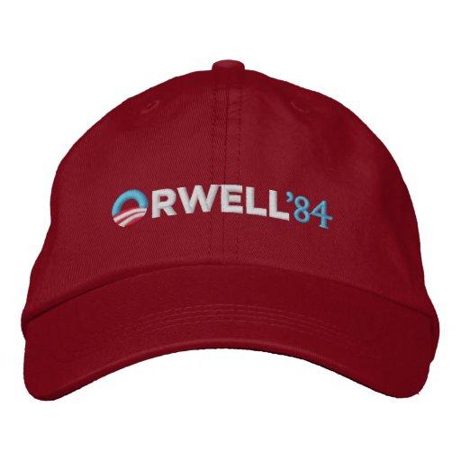 Orwell 1984 Hat
