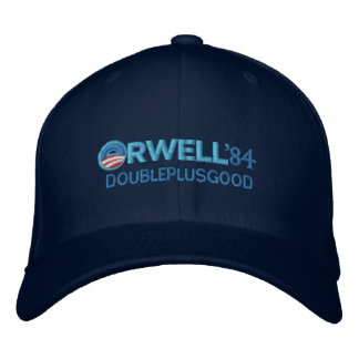 Orwell 1984 Hat Baseball Cap