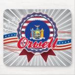 Orwell, NY Tapetes De Raton