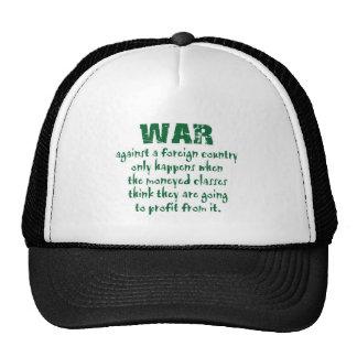 Orwell on War Trucker Hat