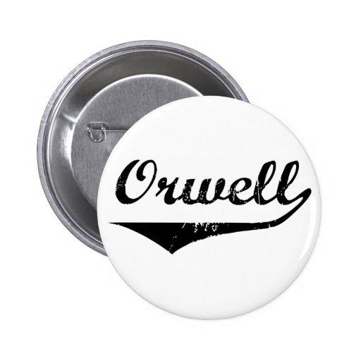 Orwell Pin