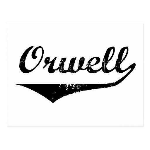 Orwell Postales