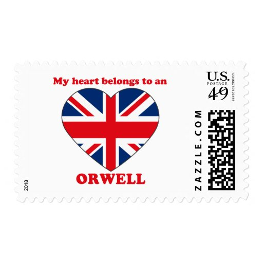 Orwell Stamps