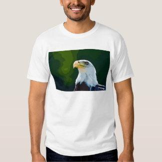 oryol ptica fon tee shirt