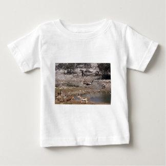 Oryx antelope flee t shirts