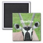 Oryx de Namibia Imán Para Frigorifico