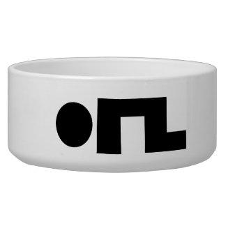 ORZ Emoticon Kaomoji Emoji Bowl