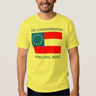 Os Confederados Tee Shirts
