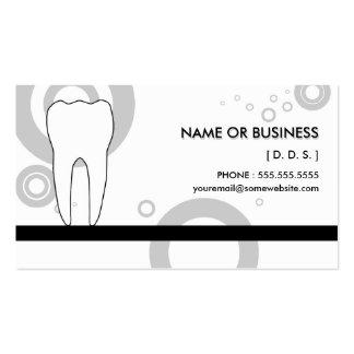 OS del dentista Tarjeta De Negocio