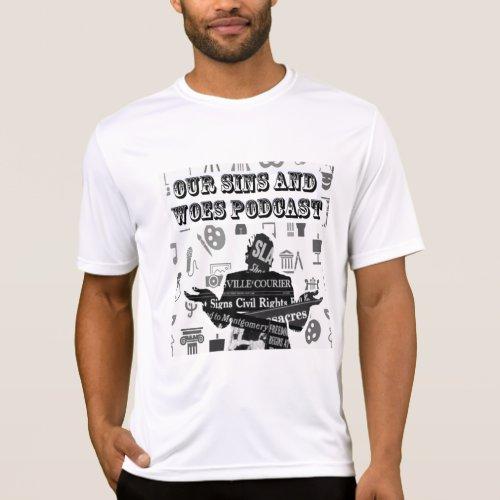 OSW Mens Gym Shirt