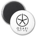 OSAEI Logo (Basic) Refrigerator Magnet