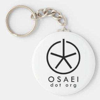 OSAEI Logo Keychain