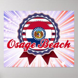 Osage Beach, MO Print