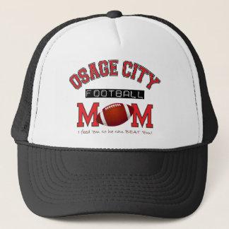 Osage City Football MOM Trucker Hat