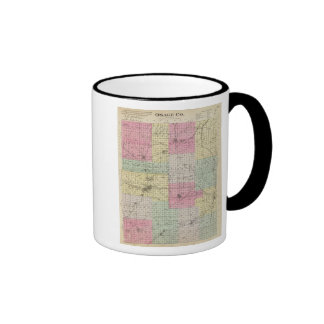Osage County Kansas Mug