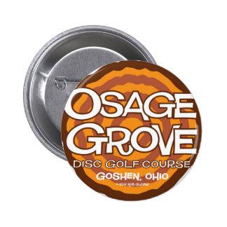 Osage Grove Disc Golf Pins