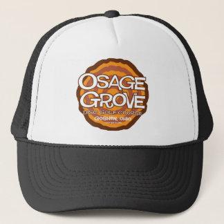 Osage Grove Disc Golf Trucker Hat