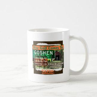 Osage Grove Goshen Disc Golf Grand Opening Mug