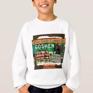 Osage Grove Goshen Disc Golf Grand Opening Sweatshirt