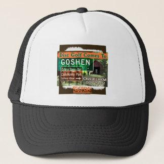 Osage Grove Goshen Disc Golf Grand Opening Trucker Hat