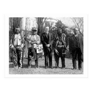 Osage Indians, 1925 Post Cards