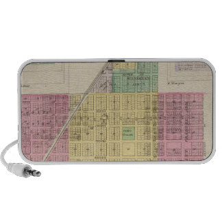 Osage Mission, Galesburg, and Earlton, Kansas iPod Speakers
