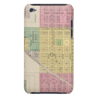 Osage Mission, Galesburg, and Earlton, Kansas iPod Touch Cover