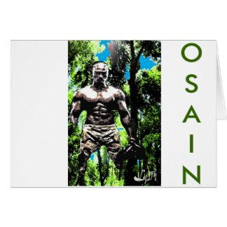OSAIN BY LIZ LOZ CARD