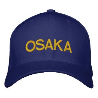 Osaka Cap Embroidered Baseball Caps