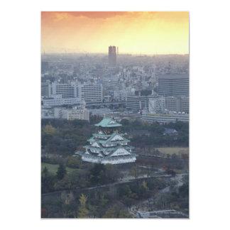Osaka Castle Card