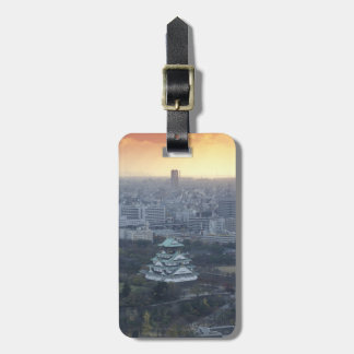 Osaka Castle Luggage Tag
