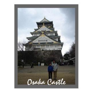 Osaka Castle Postcard