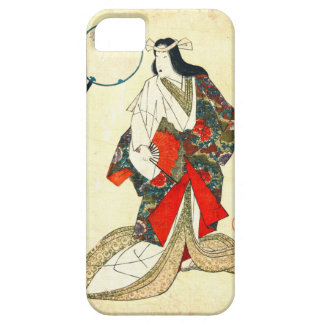Osaka Courtesan Wakamurasaki 1821 iPhone SE/5/5s Case