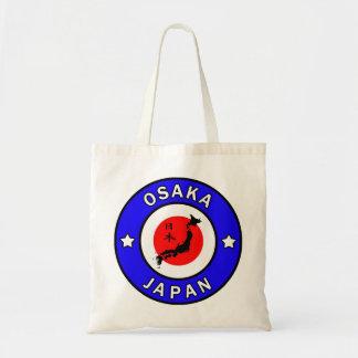Osaka Japan tote bag