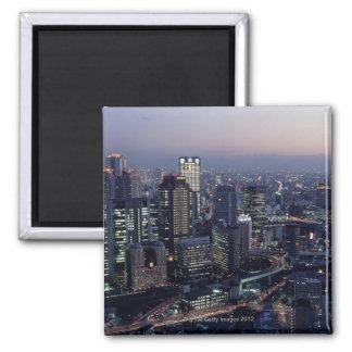 Osaka Prefecture Fridge Magnets