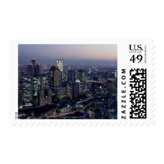 Osaka Prefecture Postage