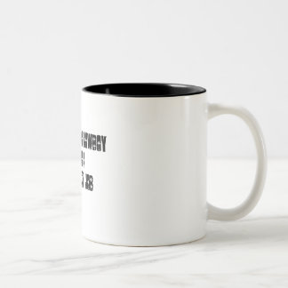 Osama Bin Laden Dead Two-Tone Coffee Mug