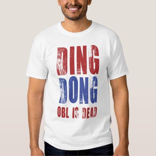 Osama Bin Laden is Dead Shirt
