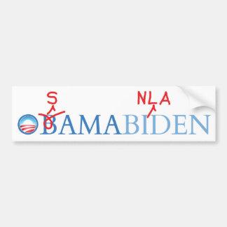Osama bin Laden Pegatina Para Auto