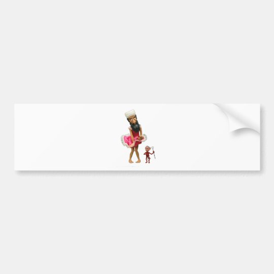 osama-bush-combo bumper sticker