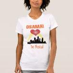 Osama: El Musical Camisetas